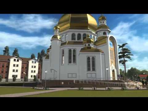 Храм для семінарії Отців Василіян всмт. Брюховичі