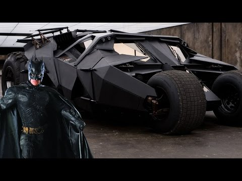 The True Cost Of Being Batman Revealed