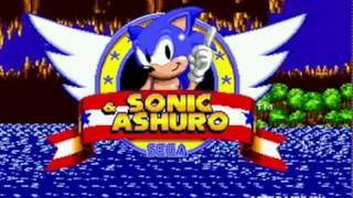 Sonic the Hedgehog & Ashuro (Genesis) - Longplay