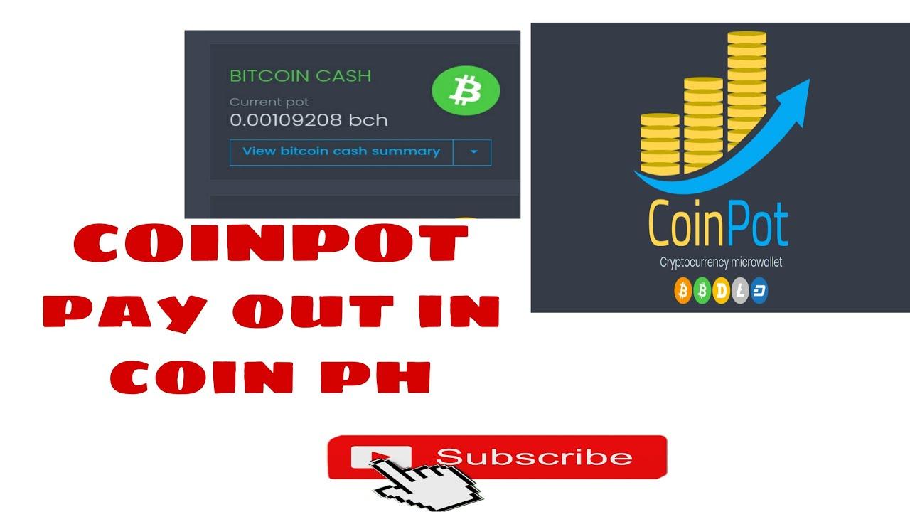 coinpot bitcoin cash daftar di binary option indonezija