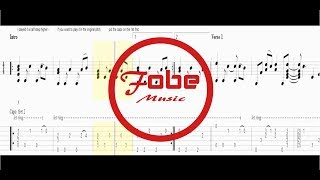 Charlie Puth - Attention / Guitar Acosutic Fingerstyle Tab