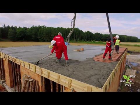 OD TEMELJA: Međuspratne konstrukcije od FERT GREDICA