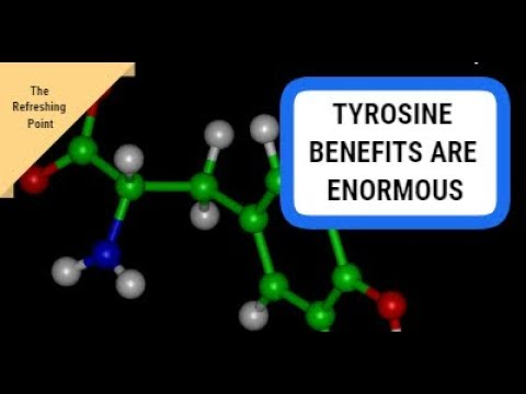 Tyrosine Health Benefits are Enormous Improves Emotional Health and Increases Mental Clarity