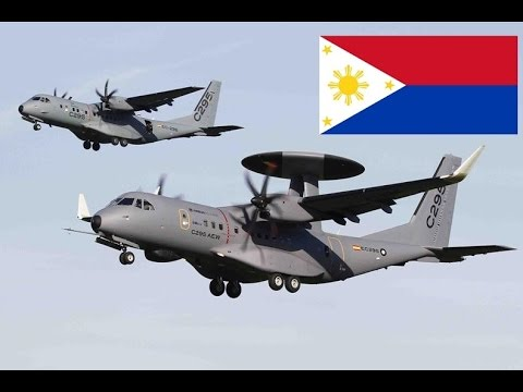 Philippines To Buy 3 New Spanish Transport Planes