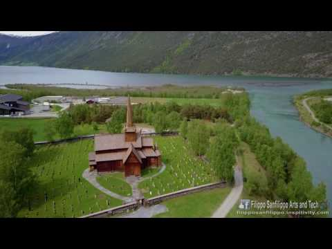 Amazing sites of Norway: a road trip to Lom