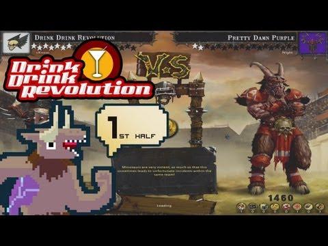 BloodBowl: CE - Drink Drink Revolution - Match 9 First Half v. Chaos