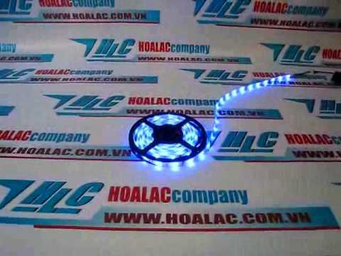 Cuộn dây led dán nhiều màu SMD5050-30LED/1M