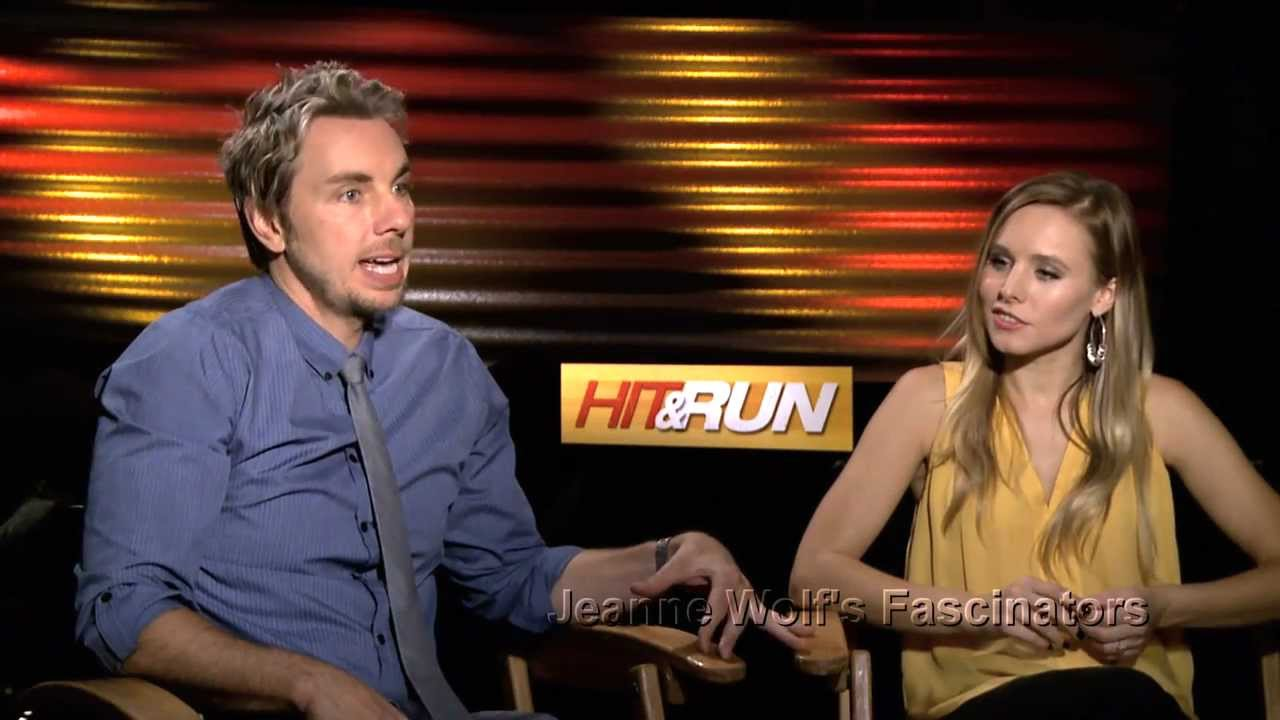 Dax Shepard Rates His Two Loves Lincoln And Kristen Bell Hit Run Comes To Powerblock Powerblog