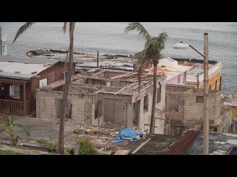 Puerto Rico Needs Help: Unelected Fiscal Board Pushes Austerity as Island Continues Slow Recovery