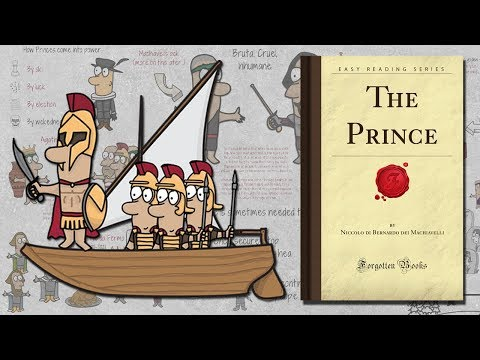 an analysis of how to govern and maintain power in a principality in the prince by niccolo machiavel There are 2 ways to govern a principality but if the prince can maintain power  comtr/2014/11/review-of-prince- by-niccolo-machiavellihtml the prince.