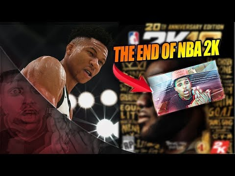 NBA 2K19 IS DONE AFTER AGENT 00 LAG SWITCH VIDEO