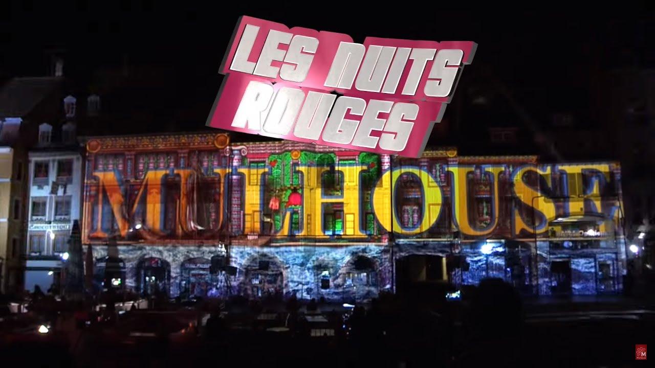 Nuits Rouges à Mulhouse