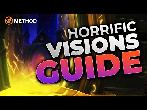 DONT GET THIS WRONG ON PATCH DAY! Horrific Visions Guide | Method