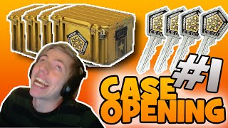 CASE OPENING #1 - CHROMA CASES