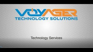 Technology Services (2019) | Voyager Technology Solutions