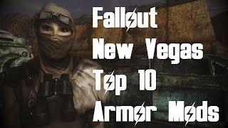 Fallout New Vegas - Top 10 Armor Mods