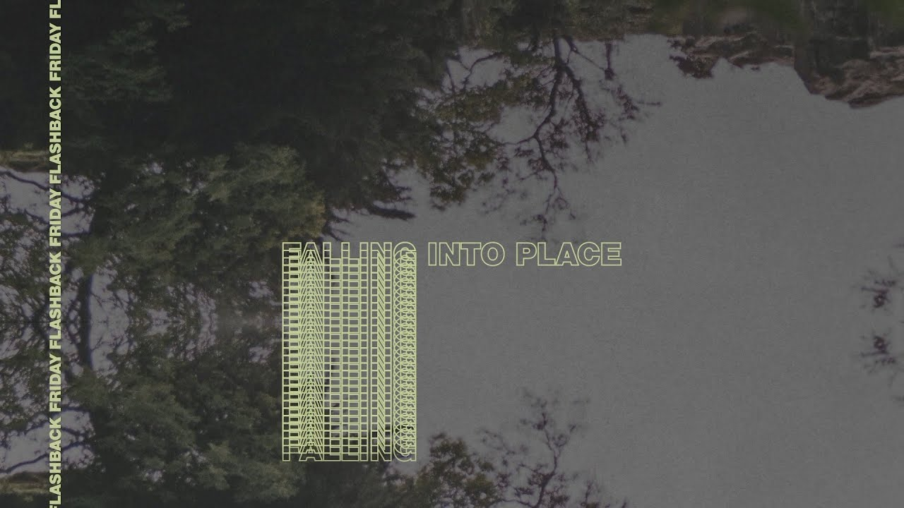 Darius James - Falling Into Place (Official Lyric Video)