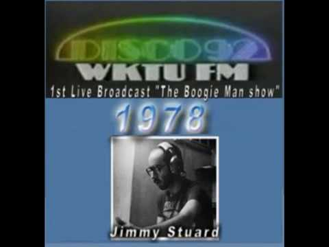 Legends of vinyl Presents 92 WKTU - FM 1978 With DJ Jimmy Stuard