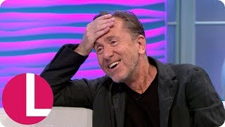 Tim Roth Refuses to Watch His Own Movies | Lorraine