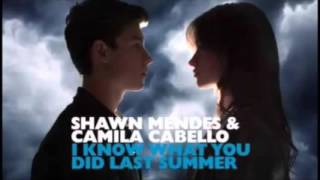 Shawn Mendes & Camila Cabello - I Know What You Did Last Summer (Full Song)