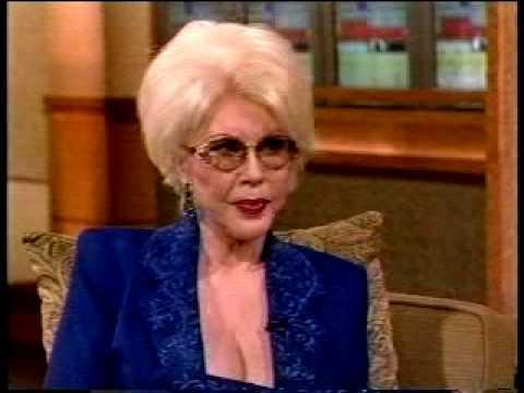 Jeanne Carmen on Marilyn Monroe on National Enquirer TV