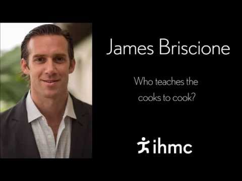 James Briscione - Who Teaches The Cooks To Cook