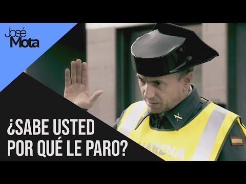 ¿Sabe usted por qué le paro? | José Mota