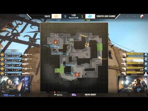 CLG vs Fnatic - MLG X Games