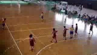 20080614新人戦、男子・○福岡大学α(24-9)九州産業大学×