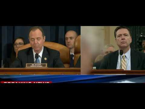 FBI Director Comey Destroys Trump's Claim That Obama Wiretapped Him