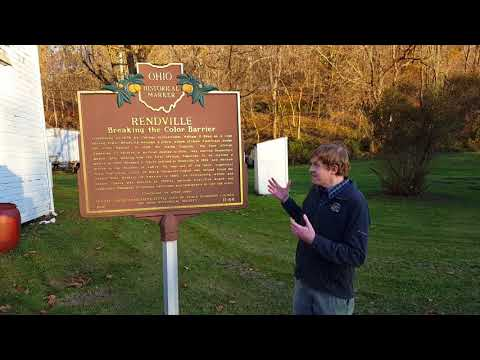 A brief history of Rendville, Ohio