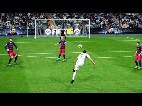 Long Shots From FIFA 94 to 16