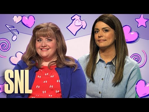 Every Girlfriend's Talk Show Ever (Part 2 of 2) - SNL