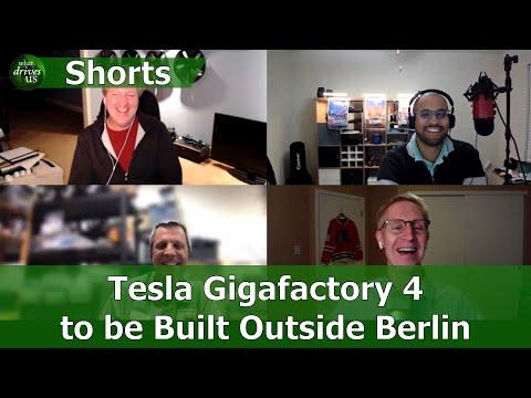 WDU Short - 342.5 - GigaFactory 4 will be Outside Berlin