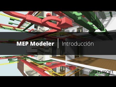 MEP Modeler  |  Introducción  |  Webinar