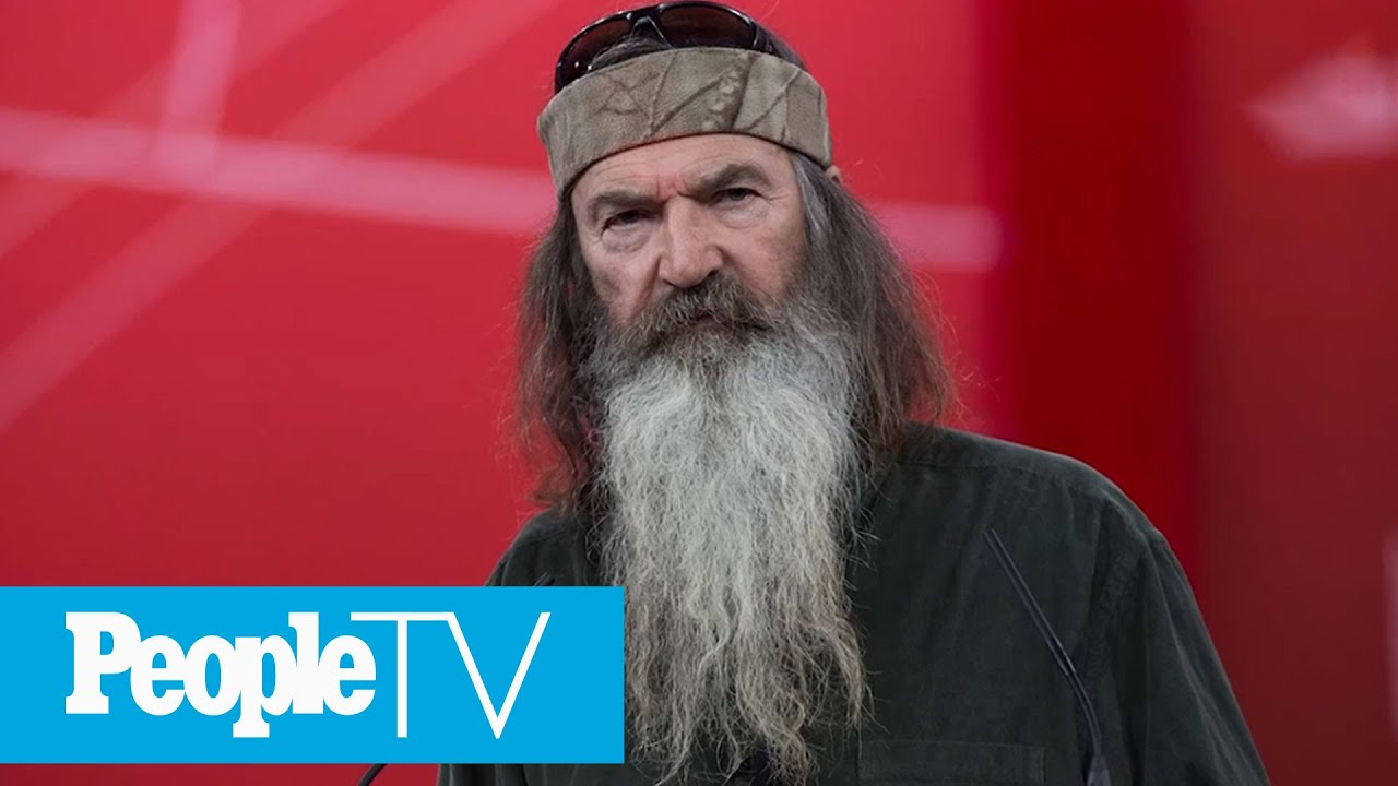 JUST IN: 'Duck Dynasty' Star Phil Robertson Has an Adult Daughter ...