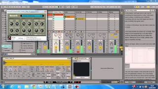 "Ableton Live 9 Trap Tutorial Simple ""MeekMill""Type Beat"
