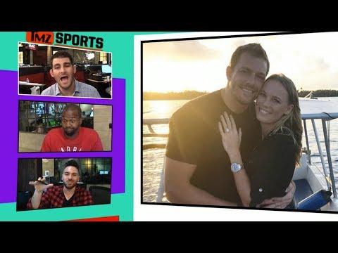 Caroline Wozniacki Engaged to NBA Star David Lee I TMZ SPORTS