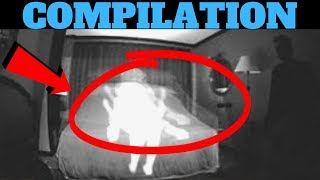 Ghosts Spirits and Demons Caught on Camera Compilation HD Ghost Caught on Camera Compilation 2019