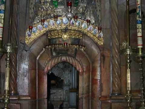 Terra Santa - Gerusalemme - Santo Sepolcro