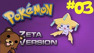 Pokemon Zeta #03 Gdybyś był niewidzialny to...?