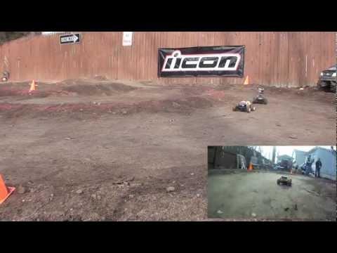 ROGER's NJ RC RACEWAY - Traxxas E Revo, Stampede, HPI Flux XS Mini Recon Blitz, Losi 8ight