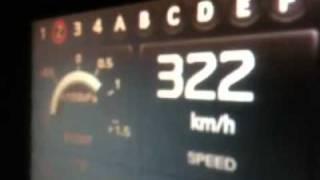 Nissan GTR by Novidem - 324 km/h