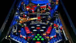 Pro Pinball: The Web (Cunning Developments) (MS-DOS) [1996]