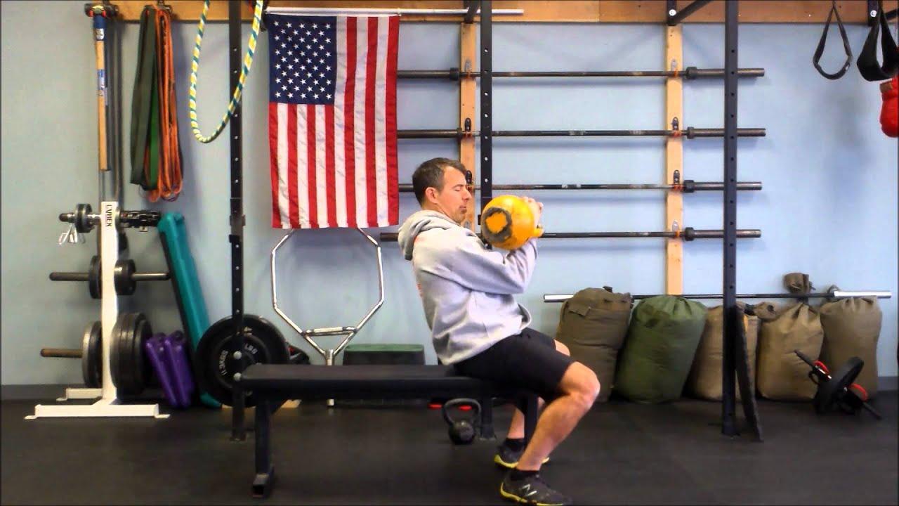 The Best Kettlebell Chest Exercise Single Arm Bench