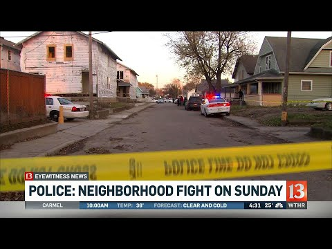 Violent weekend in Indianapolis