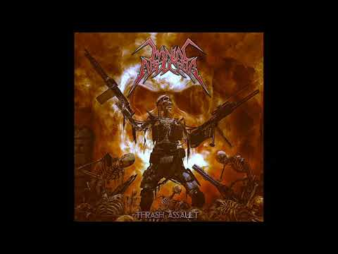 Maniac Abductor - Thrash Assault (EP)