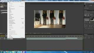 video tutorial Precomposed After Effects CS6 - Autor Michał Kulig
