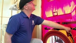Retrotec Blower Door Instructional Video