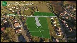 Terrains à vendre à Caraman - Paysages Lauragais - 13 lots - Les Parcs aménageur